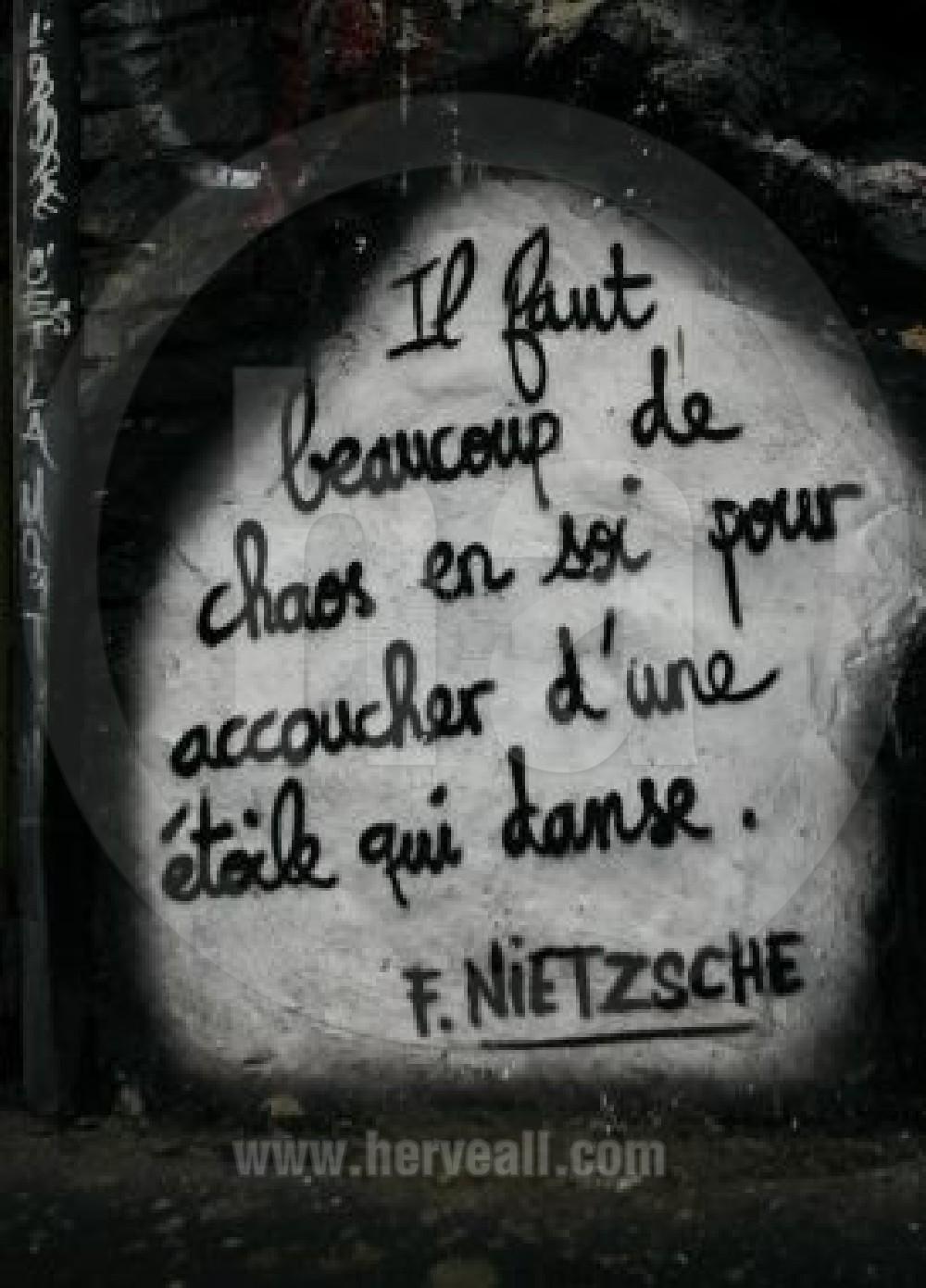 Citaten Nietzsche : Citation nietzsche ddc reportages abode of chaos