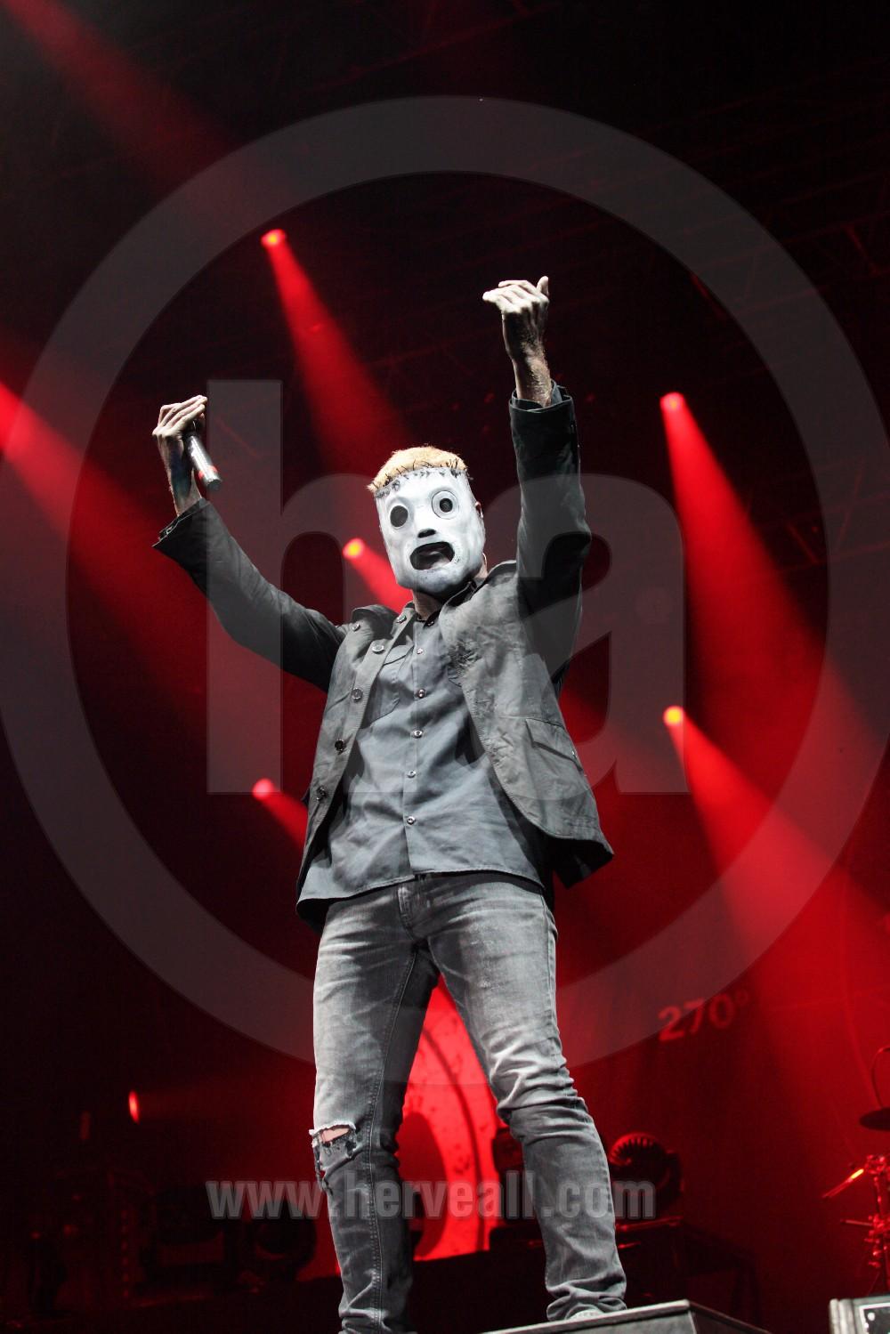 Slipknots Clown recalls Iowa recording sessions: We