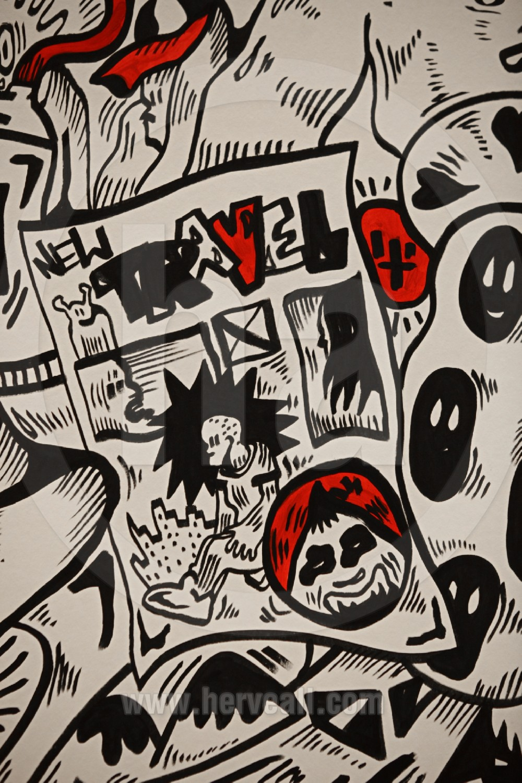peinture murale du - photo #39